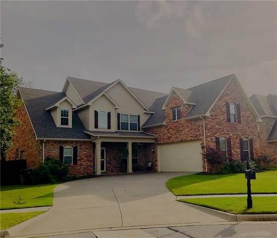4313 W Blue Mist Court, Fayetteville, AR 72704 (MLS #1156916) :: McNaughton Real Estate