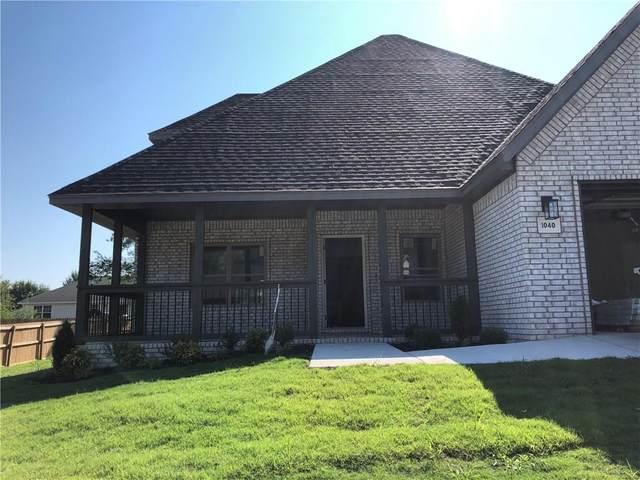 1040 Harrison Street, Pea Ridge, AR 72751 (MLS #1157094) :: McNaughton Real Estate
