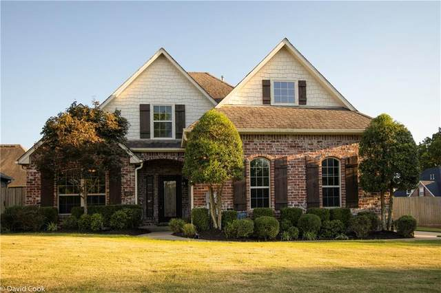 4603 SW Sage Boulevard, Bentonville, AR 72713 (MLS #1157330) :: McNaughton Real Estate