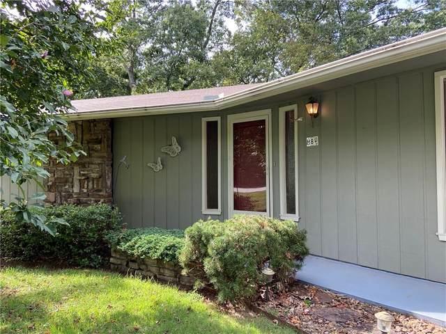 8 London Drive, Bella Vista, AR 72715 (MLS #1157665) :: McNaughton Real Estate