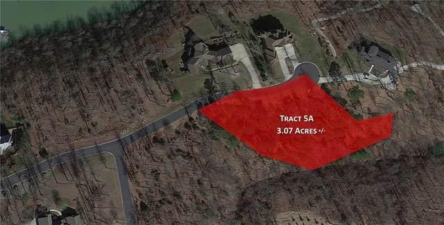 Lot 5A Bumblebee Lane, Rogers, AR 72758 (MLS #1157897) :: Five Doors Network Northwest Arkansas