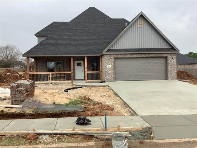 555 Douglas Street, Pea Ridge, AR 72751 (MLS #1157980) :: Five Doors Network Northwest Arkansas