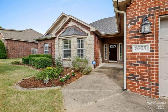 3703 SW Kite Drive, Bentonville, AR 72713 (MLS #1158130) :: McNaughton Real Estate