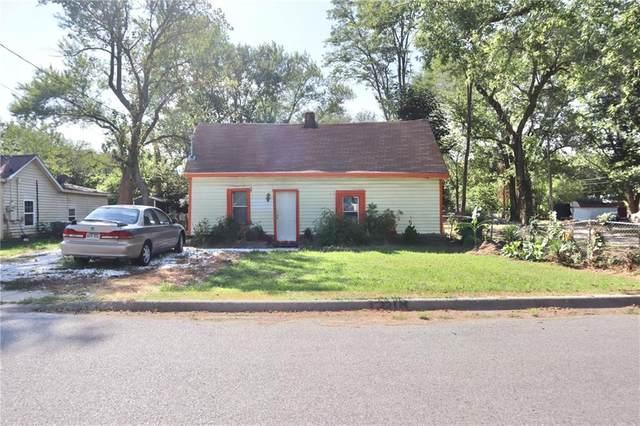 1218 N C Street, Rogers, AR 72756 (MLS #1158214) :: McNaughton Real Estate