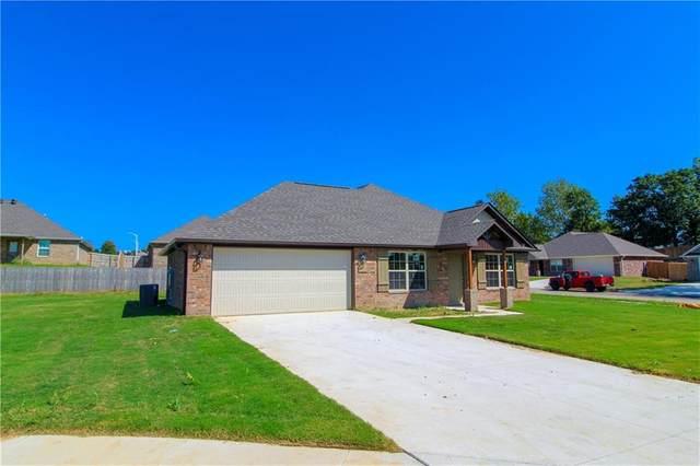 2124 Nalani Circle, Gentry, AR 72734 (MLS #1158455) :: McNaughton Real Estate
