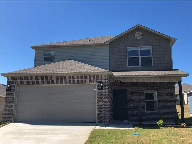 1127 S Kingfiser Lane, Fayetteville, AR 72701 (MLS #1159778) :: McNaughton Real Estate