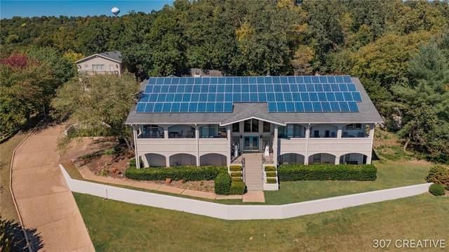 680 N Cliffside Drive, Fayetteville, AR 72701 (MLS #1159992) :: Five Doors Network Northwest Arkansas