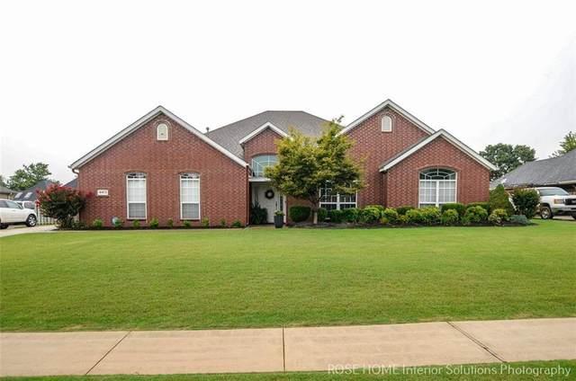 4473 Stonecrest Circle, Springdale, AR 72762 (MLS #1160063) :: McNaughton Real Estate