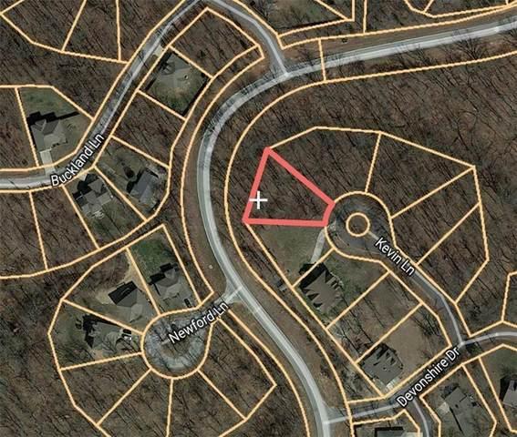 Kevin Lane, Bella Vista, AR 72715 (MLS #1160278) :: Annette Gore Team   RE/MAX Real Estate Results