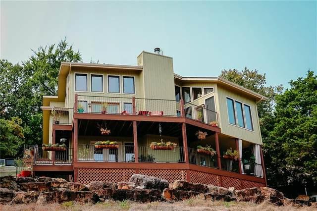 11645 Dogwood Drive, Garfield, AR 72732 (MLS #1160812) :: McNaughton Real Estate