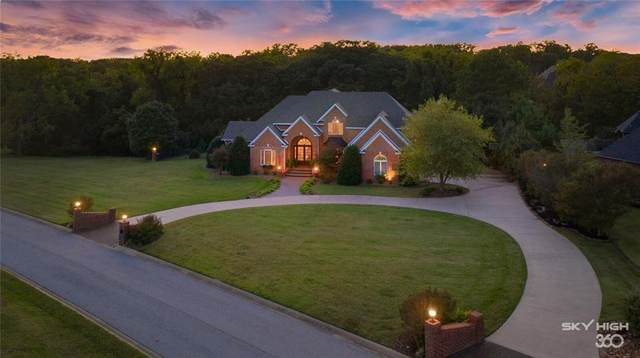 11199 Talamore Boulevard, Bentonville, AR 72712 (MLS #1160834) :: Jessica Yankey | RE/MAX Real Estate Results