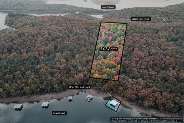 Lot 4 Grants Pass Road, Garfield, AR 72732 (MLS #1160970) :: Five Doors Network Northwest Arkansas