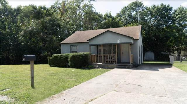 610 S Maxwell Street, Siloam Springs, AR 72761 (MLS #1161149) :: Annette Gore Team | RE/MAX Real Estate Results