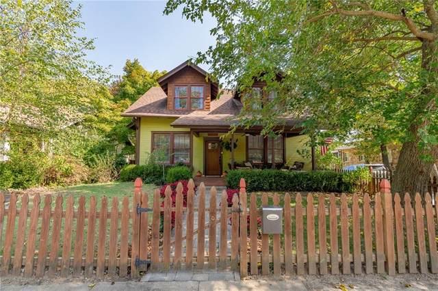 426 N Highland Avenue, Fayetteville, AR 72701 (MLS #1162150) :: McNaughton Real Estate