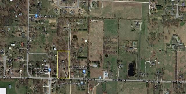6162 Elm Springs Road, Springdale, AR 72762 (MLS #1163307) :: McMullen Realty Group