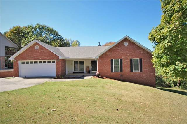 1659 N Forest Heights, Fayetteville, AR 72703 (MLS #1163470) :: Jessica Yankey | RE/MAX Real Estate Results