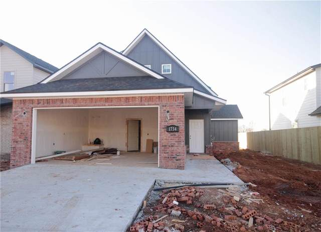 1734 W Broadway Place, Rogers, AR 72758 (MLS #1163774) :: McMullen Realty Group