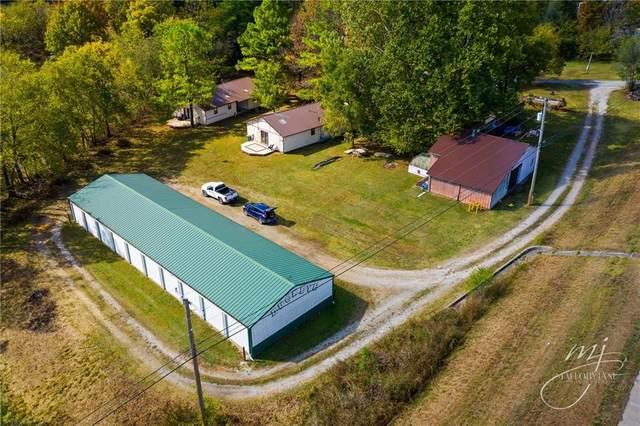 4347 E Hwy 62, Berryville, AR 72616 (MLS #1163850) :: Five Doors Network Northwest Arkansas