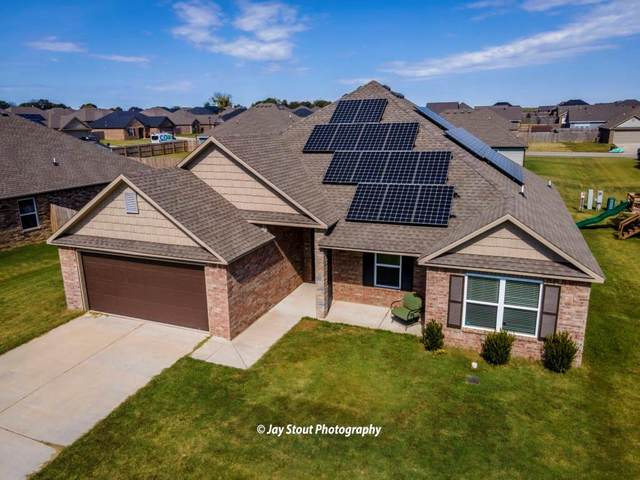 1250 General Fagan Drive, Prairie Grove, AR 72753 (MLS #1163923) :: McNaughton Real Estate