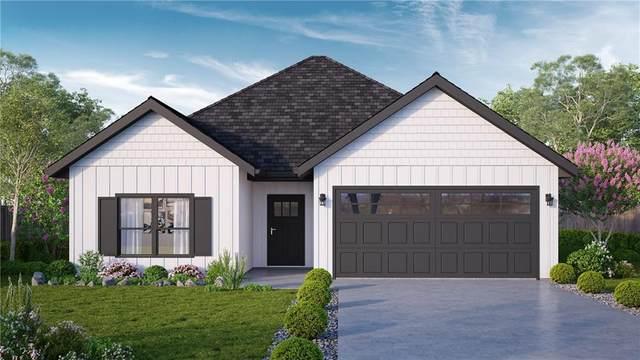 2502 S E, Rogers, AR 72756 (MLS #1164128) :: Five Doors Network Northwest Arkansas