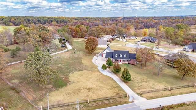 5212 Town Vu Road, Bentonville, AR 72712 (MLS #1164479) :: McNaughton Real Estate