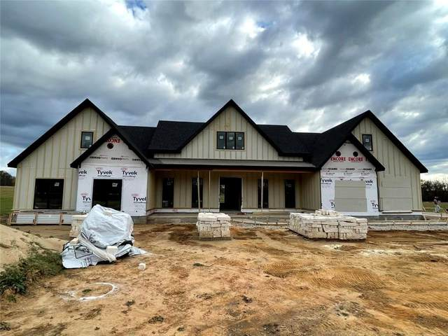 1089 River Hollow Road, Fayetteville, AR 72703 (MLS #1164810) :: McNaughton Real Estate
