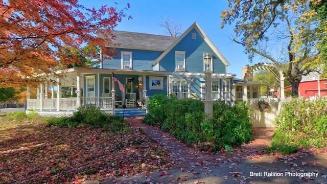 2729 W Olive Street, Rogers, AR 72756 (MLS #1166316) :: McNaughton Real Estate