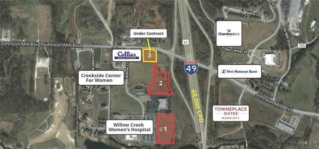 2.97 Acres (Lot 1) Johnson Mill Boulevard, Johnson, AR 72762 (MLS #1166857) :: McNaughton Real Estate