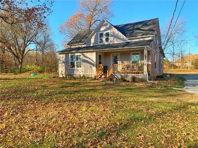 8670 Goose Creek Road, Fayetteville, AR 72704 (MLS #1166963) :: McNaughton Real Estate