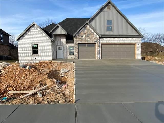 4204 SW Plumley Avenue, Bentonville, AR 72713 (MLS #1167023) :: McNaughton Real Estate