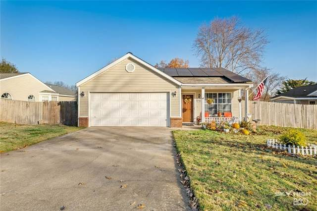 3182 W Essex Drive, Fayetteville, AR 72704 (MLS #1167149) :: McNaughton Real Estate