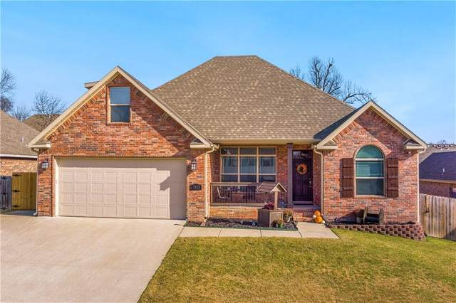 3815 Williams Cove, Springdale, AR 72764 (MLS #1167201) :: Annette Gore Team | RE/MAX Real Estate Results