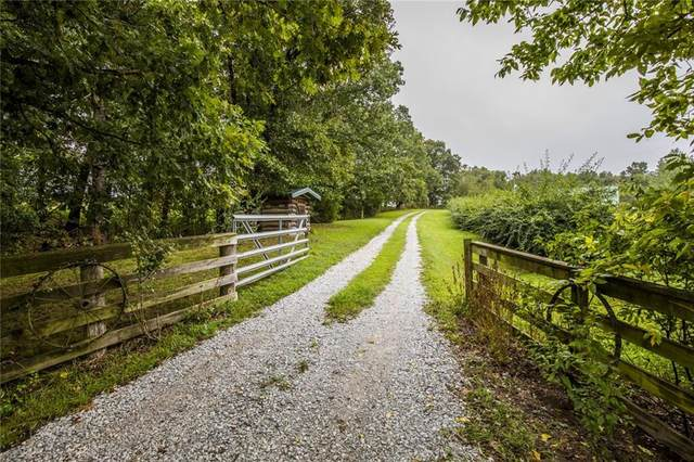 22181 W Mountain Road, Gravette, AR 72736 (MLS #1167556) :: McNaughton Real Estate