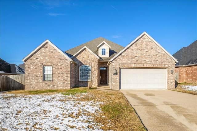 3206 Pinot Avenue, Springdale, AR 72764 (MLS #1168167) :: McNaughton Real Estate