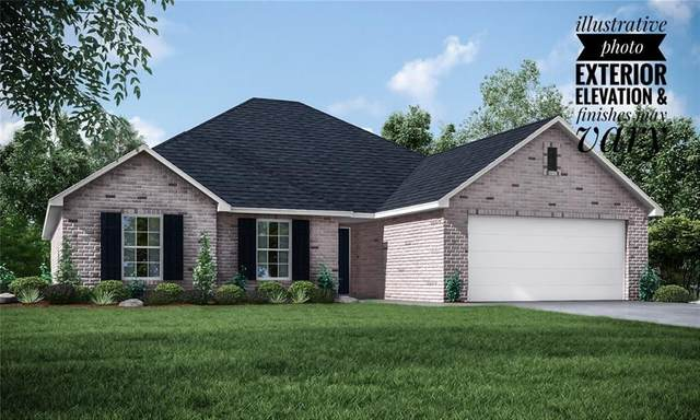 2898 Bitterroot, Fayetteville, AR 72701 (MLS #1170231) :: McNaughton Real Estate