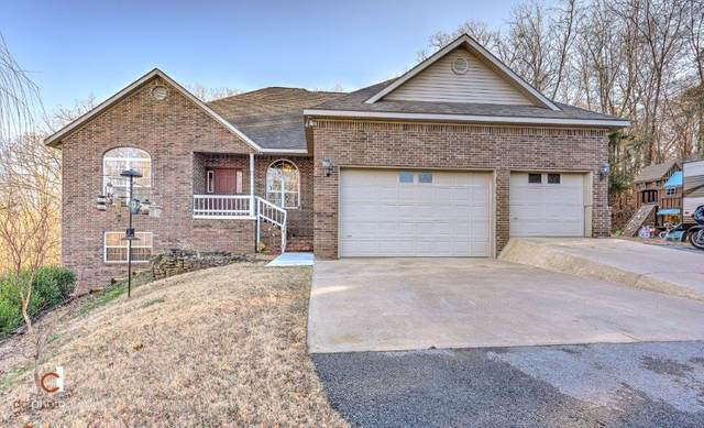 15393 Bobwhite Trail, Lowell, AR 72745 (MLS #1170517) :: McMullen Realty Group
