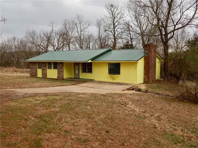 201 Warren Avenue, Huntsville, AR 72740 (MLS #1170565) :: Five Doors Network Northwest Arkansas