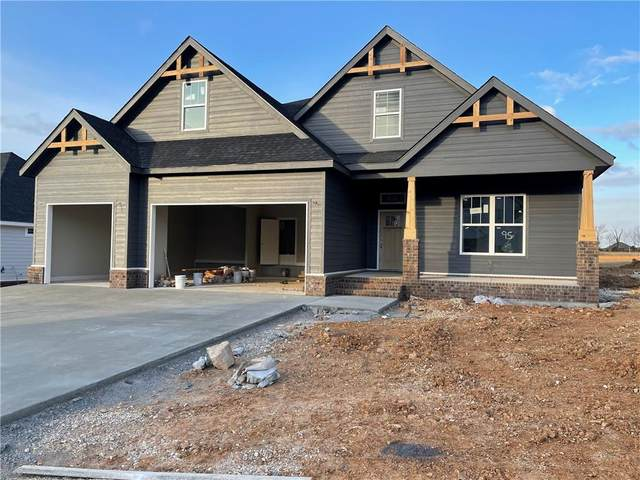 6414 S 60th Street, Rogers, AR 72758 (MLS #1170823) :: McNaughton Real Estate