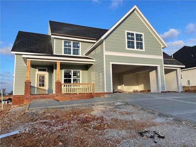 6412 S 60th Street, Rogers, AR 72758 (MLS #1170831) :: McNaughton Real Estate