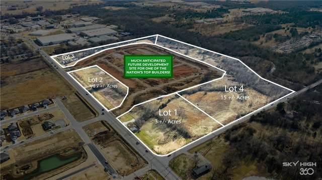 1640 N Morningside Drive Lot 3, Fayetteville, AR 72701 (MLS #1171331) :: McNaughton Real Estate