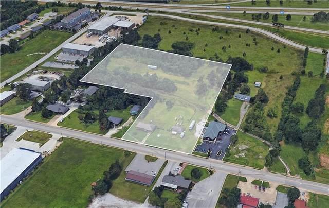 634 N 40th Street, Springdale, AR 72762 (MLS #1172602) :: NWA House Hunters | RE/MAX Real Estate Results