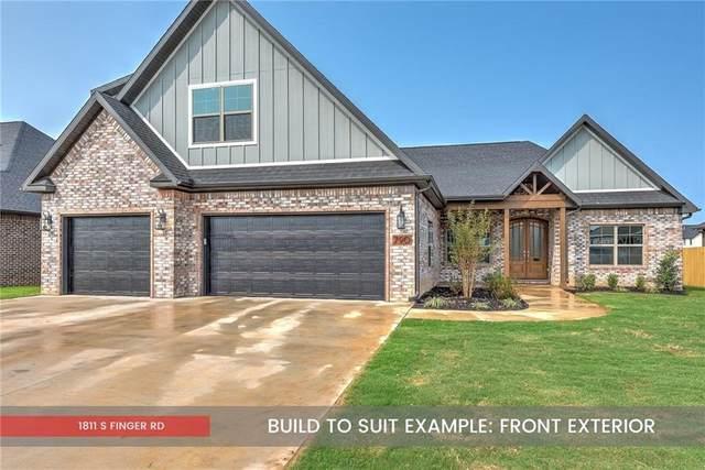1811 S Finger Road, Fayetteville, AR 72701 (MLS #1172661) :: Annette Gore Team | EXP Realty