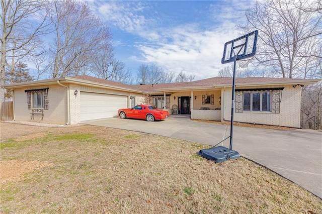 25 Huskins Circle, Bella Vista, AR 72715 (MLS #1172715) :: NWA House Hunters | RE/MAX Real Estate Results