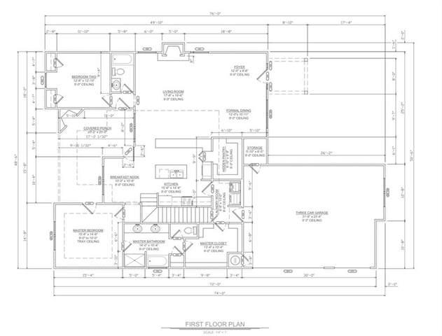 1100 Sycamore Street, Cave Springs, AR 72718 (MLS #1174759) :: McNaughton Real Estate