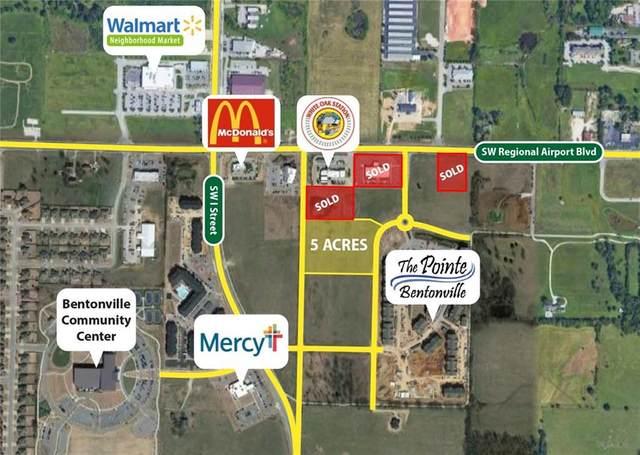 Sw H & Ranch Road, Bentonville, AR 72712 (MLS #1174820) :: McNaughton Real Estate