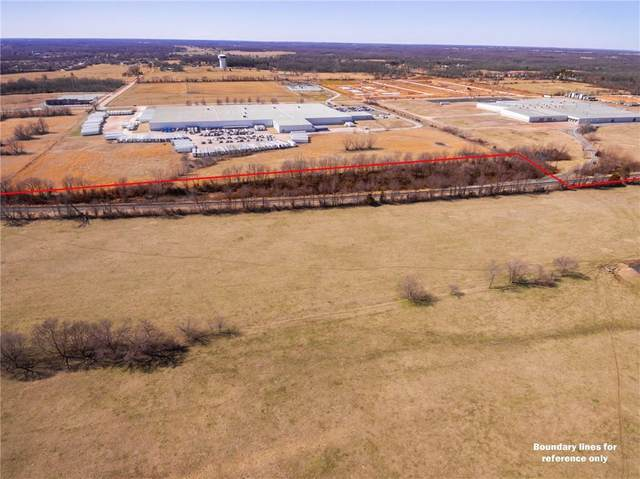 72.68 Acres Stephens Road, Siloam Springs, AR 72761 (MLS #1175118) :: NWA House Hunters | RE/MAX Real Estate Results