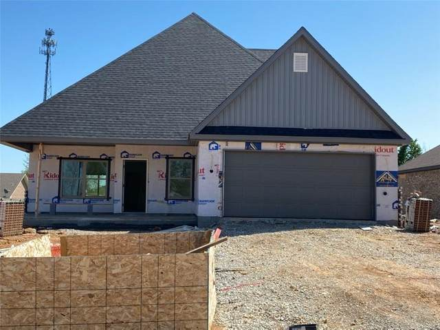 237 Ramsey Street, Gentry, AR 72734 (MLS #1175447) :: McNaughton Real Estate
