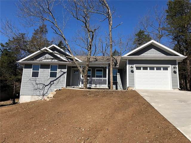 TBD Silverspur Lane, Holiday Island, AR 72631 (MLS #1177385) :: McMullen Realty Group