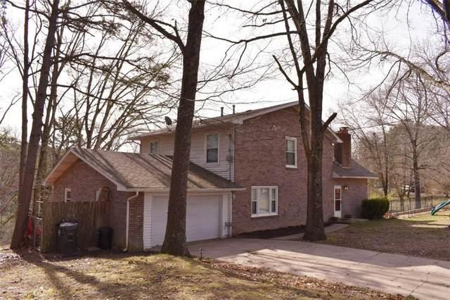 2 Echols Street, Eureka Springs, AR 72632 (MLS #1177795) :: Five Doors Network Northwest Arkansas