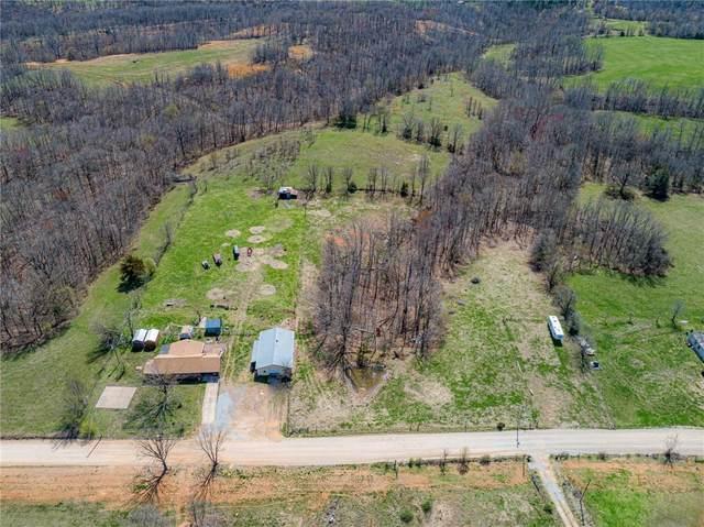 17235 Logan Cave Road, Siloam Springs, AR 72761 (MLS #1177848) :: McNaughton Real Estate